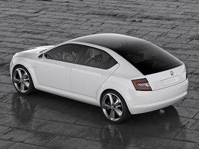 Ver foto 2 de Skoda Vision D Design Concept 2011