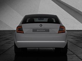 Ver foto 7 de Skoda Vision D Design Concept 2011