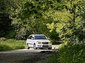 Ver foto 11 de Skoda Fabia Combi Green Line 2008