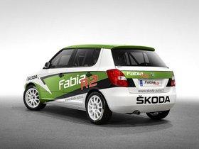 Ver foto 2 de Skoda Fabia R2 Rally 2011