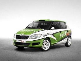 Fotos de Skoda Fabia R2 Rally 2011
