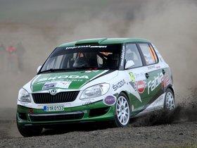 Ver foto 3 de Skoda Fabia R2 Rally 2011