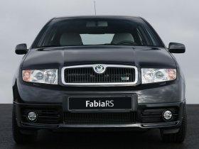 Ver foto 6 de Skoda Fabia RS 2003