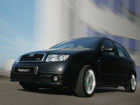 Fotos de Skoda Fabia RS 2003