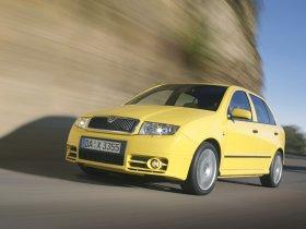 Ver foto 6 de Skoda Fabia RS 2005