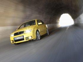 Ver foto 4 de Skoda Fabia RS 2005