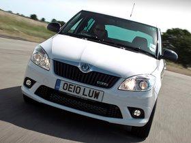 Ver foto 20 de Skoda Fabia RS UK 2010
