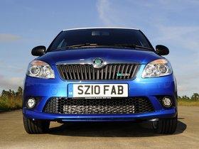Ver foto 10 de Skoda Fabia RS UK 2010
