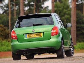 Ver foto 2 de Skoda Fabia RS UK 2010