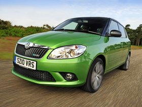 Fotos de Skoda Fabia RS UK 2010