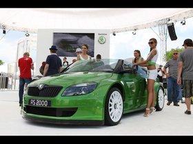 Ver foto 2 de Skoda Fabia RS 2000 Concept 2011