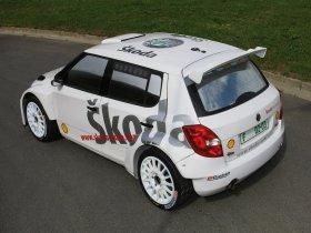 Ver foto 11 de Skoda Fabia Super 2000 2009