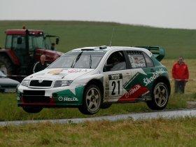 Ver foto 13 de Skoda Fabia WRC 2005