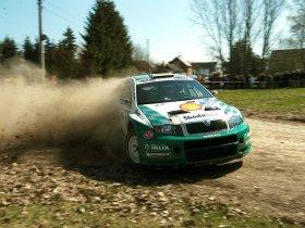 Ver foto 12 de Skoda Fabia WRC 2005