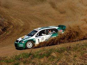 Ver foto 11 de Skoda Fabia WRC 2005