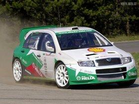 Ver foto 10 de Skoda Fabia WRC 2005