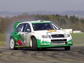 Ver foto 9 de Skoda Fabia WRC 2005