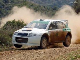 Ver foto 8 de Skoda Fabia WRC 2005
