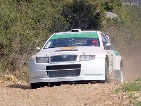 Ver foto 7 de Skoda Fabia WRC 2005