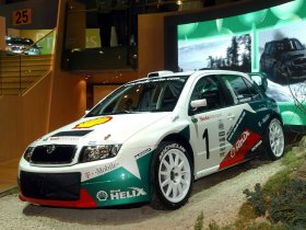 Ver foto 6 de Skoda Fabia WRC 2005