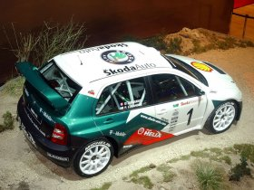 Ver foto 5 de Skoda Fabia WRC 2005