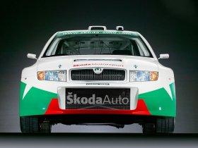 Ver foto 4 de Skoda Fabia WRC 2005