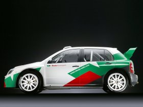 Ver foto 3 de Skoda Fabia WRC 2005