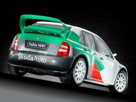 Ver foto 2 de Skoda Fabia WRC 2005