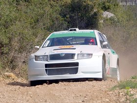 Ver foto 20 de Skoda Fabia WRC 2005