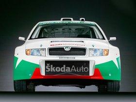Ver foto 17 de Skoda Fabia WRC 2005