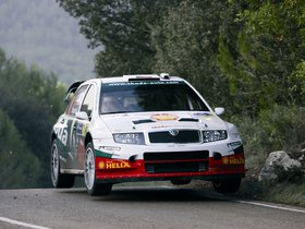 Ver foto 44 de Skoda Fabia WRC 2005