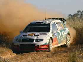 Ver foto 43 de Skoda Fabia WRC 2005