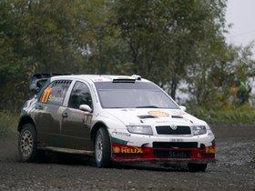 Ver foto 40 de Skoda Fabia WRC 2005