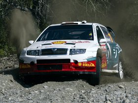 Ver foto 38 de Skoda Fabia WRC 2005