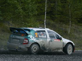Ver foto 37 de Skoda Fabia WRC 2005