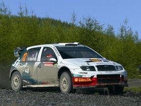 Ver foto 36 de Skoda Fabia WRC 2005