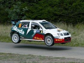 Ver foto 35 de Skoda Fabia WRC 2005