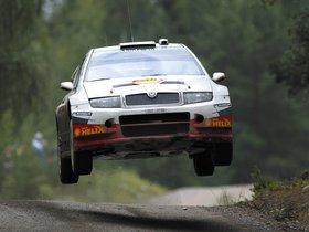 Ver foto 34 de Skoda Fabia WRC 2005