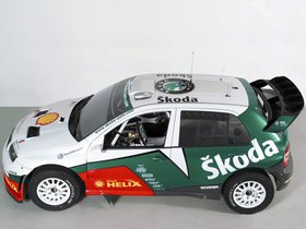 Ver foto 30 de Skoda Fabia WRC 2005