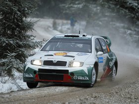 Ver foto 29 de Skoda Fabia WRC 2005