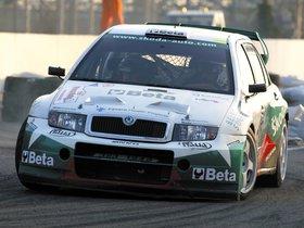 Ver foto 28 de Skoda Fabia WRC 2005