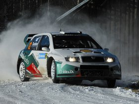 Ver foto 27 de Skoda Fabia WRC 2005