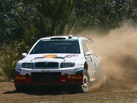 Ver foto 52 de Skoda Fabia WRC 2005