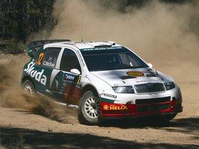 Ver foto 49 de Skoda Fabia WRC 2005