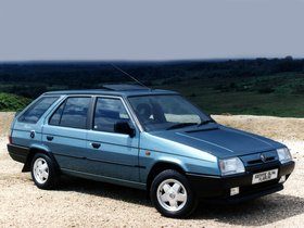 Ver foto 1 de Skoda Favorit Estate Flairline Type-785 1992