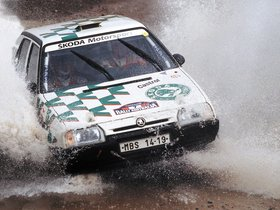Ver foto 1 de Skoda Favorit Rally Type-781 1994