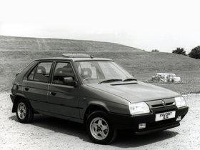 Ver foto 4 de Skoda Favorit Type-781 UK 1989