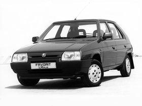 Ver foto 2 de Skoda Favorit Type-781 UK 1989