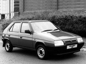Ver foto 1 de Skoda Favorit Type-781 UK 1989