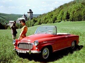 Ver foto 1 de Skoda Felicia Type 994 1959